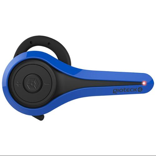Ps4 Lp-1 Bluetooth Chat Headset Blue [works With Ps3/pc/mac/mobile] (Gioteck)