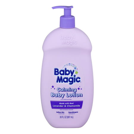 Baby Magic Calming Baby Lotion Lavender & Chamomile, 30.0 FL OZ