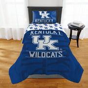 "NCAA Kentucky Wildcats ""Affiliation"" Twin or Xl Comforter Set"