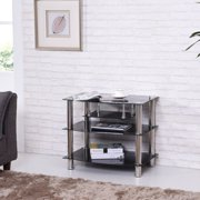 Hodedah Imports 27 in. TV Stand