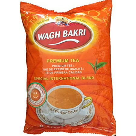 - Wagh Bakri Black Premium Loose Tea From Assam Special International Blend 1 pound