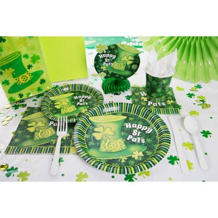 Lucky Stripes Party Supplies