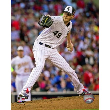 brand new a5f05 76425 Chris Sale 2014 MLB All-Star Game Action Photo Print