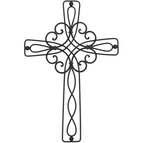 Dicksons Inc Metal Wall Cross