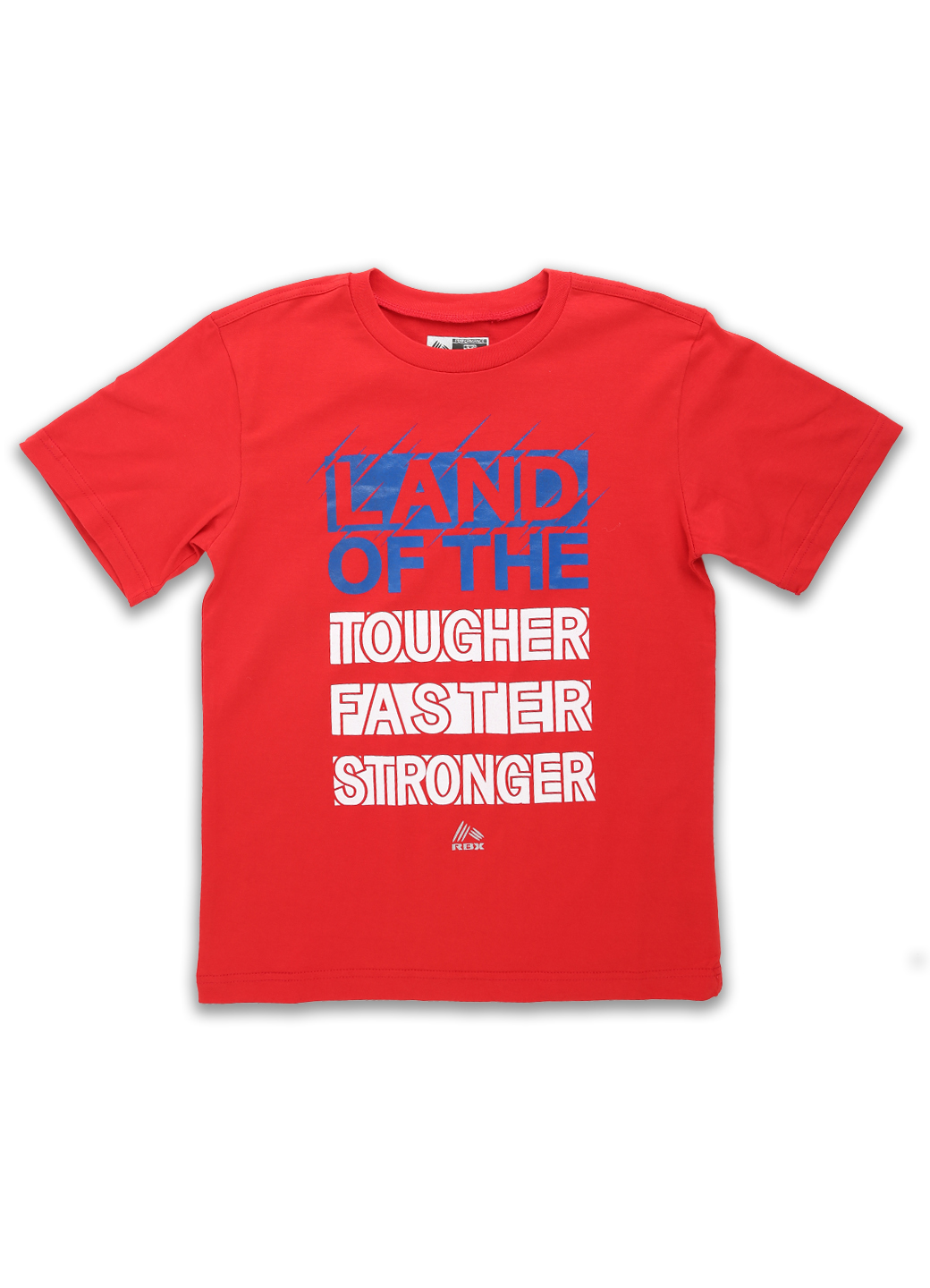 RBX Active Boy's Short Sleeve Performance T-Shirt with Graphic