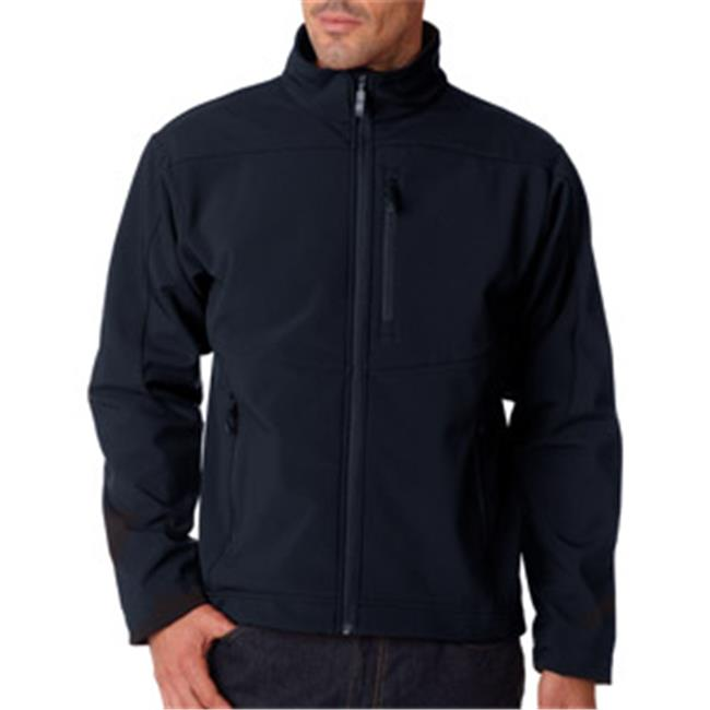 Storm Creek S4200 Mens Waterproof And Breathable Soft Shell Jacket - Deep Navy & Deep Navy, Large