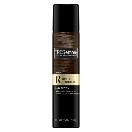 TRESemmé Root Touch-Up Dark Brown 2.5 oz (Brown Hair With Blonde Highlights On Black Girl)