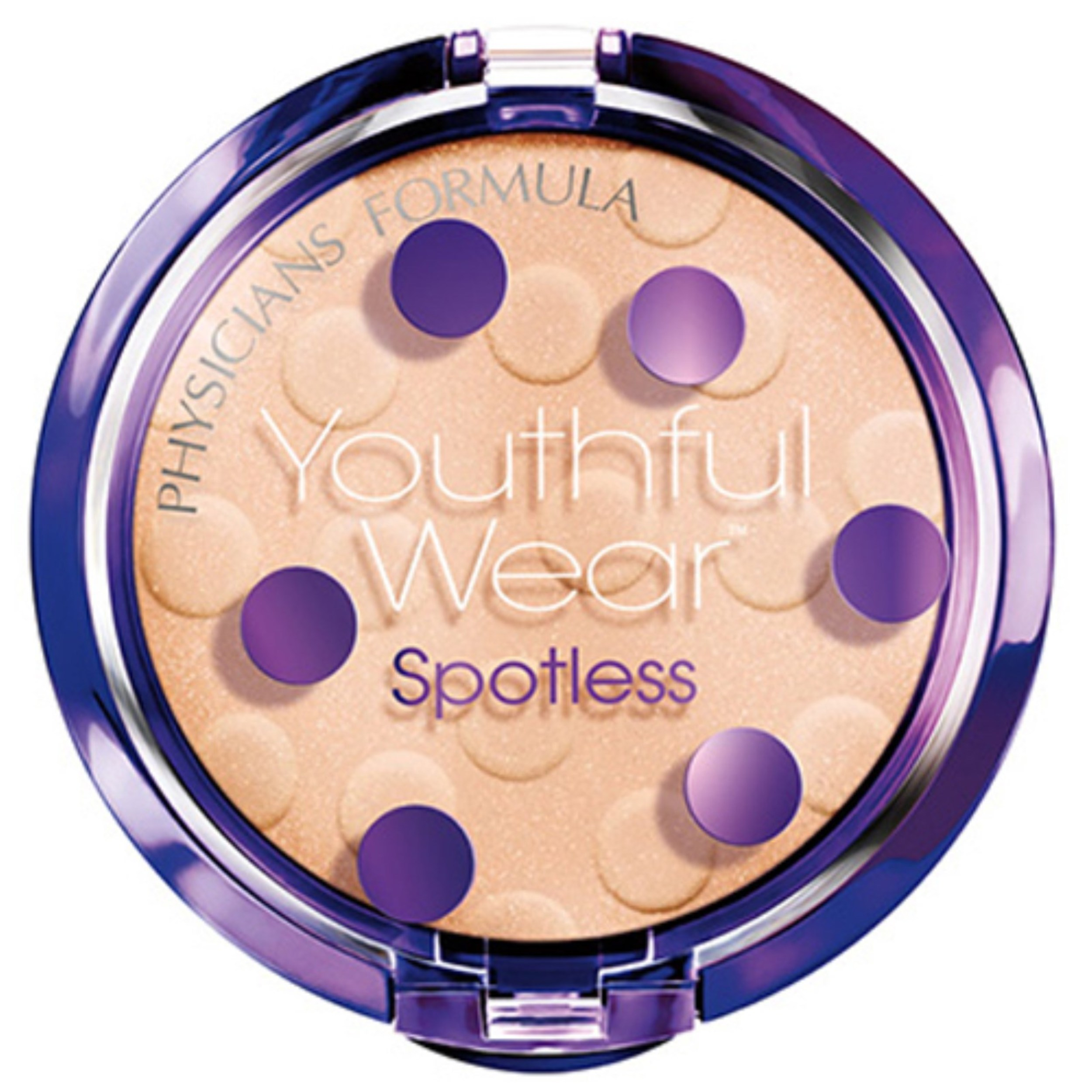 Physicians Formula Youthful Wear™ Cosmeceutical Youth-Boosting Spotless Powder SPF 15, Translucent