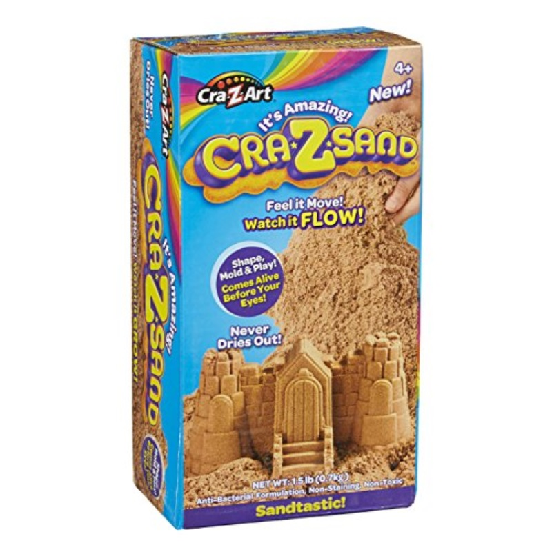 Cra-Z-Sand NEW SHAPE BROWN MOULD /& PLAY