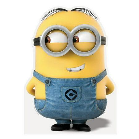 Minion Dave Stand Up - 2.5' Tall (Tall Minion)
