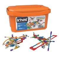 K'NEX Imagine - Click & Construct Value Building Set - 35 Models - Engineering Educational Toy