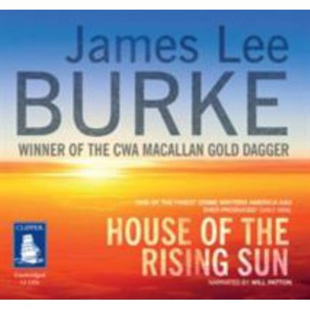 The House Of The Rising Sun  Hackberry Holland  Book 4  Audio Cd