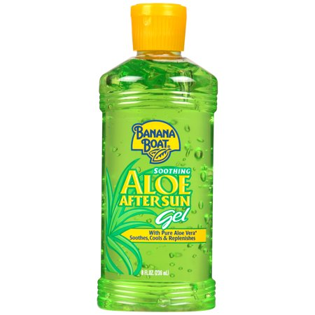 (2 pack) Banana Boat Soothing Aloe After Sun Gel - 8