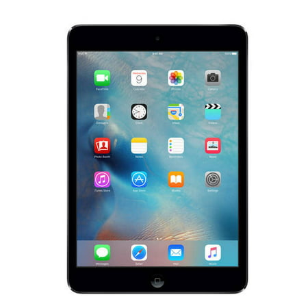 Apple iPad Mini 2 16GB Black Wi-Fi A-Graded Refurbished