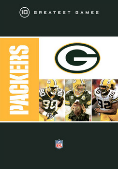 Green Bay Packers: 10 Greatest Games (DVD) by WARNER HOME ENTERTAINMENT