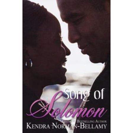 Song of Solomon - eBook - Song Of Solomon 3