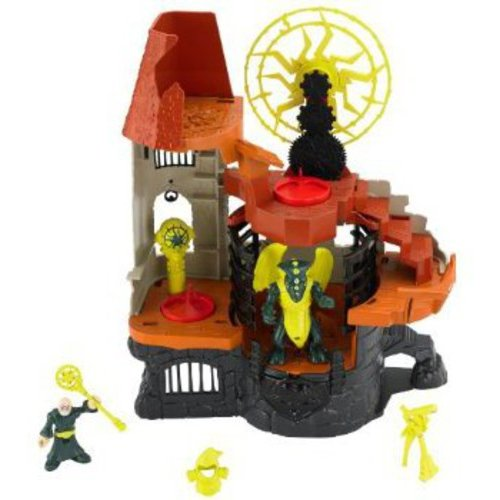 Fisher Price Imaginext Castle Wizard Tower