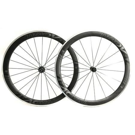 Oval Concepts 950 F Carbon Clincher Road / Triathlon Bike Wheelset 8-11s