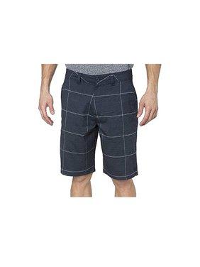 Hang Ten Mens Size 32 Perspective Walking Shorts, Navy