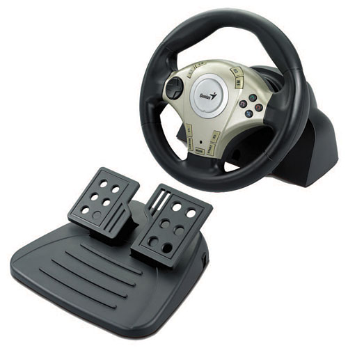 Genius Twin Wheel F1 Combo Wheel