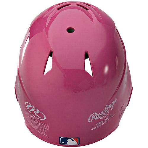 Rawlings CoolFlo Tee Ball Helmet, Pink