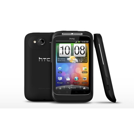 Refurbished Htc Pg76240 Wildfire S Android Smartphone   White  T Mobile