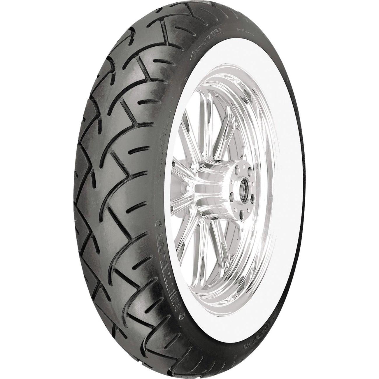 Metzeler ME888 Marathon Ultra Whitewall Custom Touring Rear Tire 180/65B 16