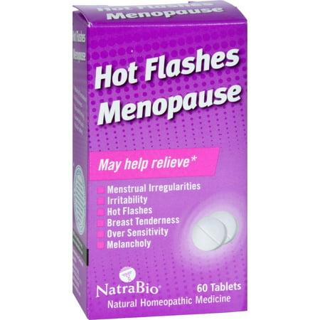 Natrabio Hot Flashes Menopause Relief - 60