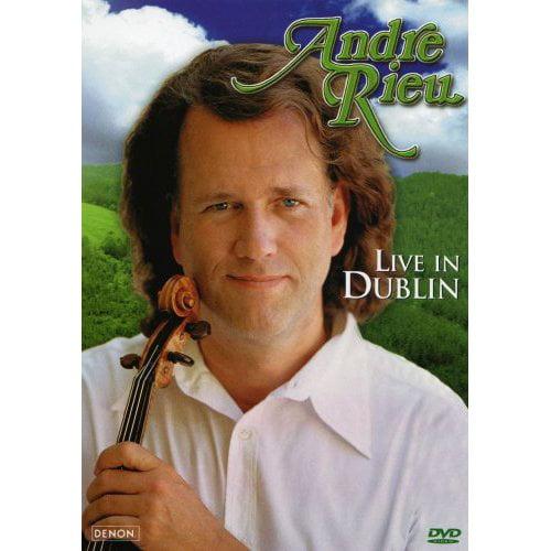Weades Moines Video Rieu A-andre Rieu-live In Dublin [dvd]