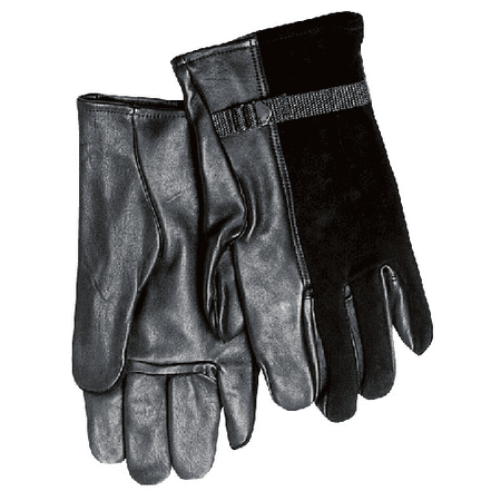 Image of 5ive Star Gear 3807 GI D3A Leather Mil-Spec Gloves w/ Adjustable Strap Size S-XL