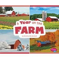 Season to Season: A Year on the Farm (Hardcover)