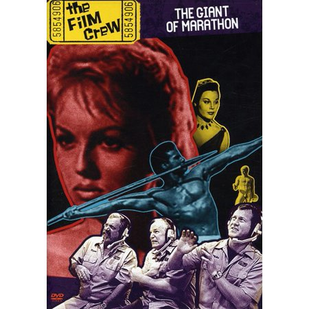 The Giant Cartoon (The Film Crew: The Giant of Marathon)