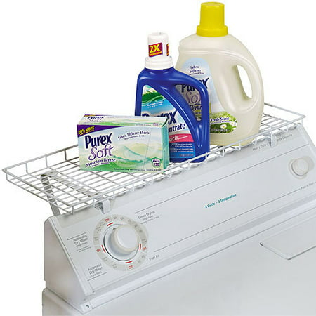 Household Essentials Laundry Shelf For Over Washer Or Dryer White