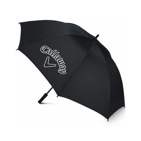 Callaway CG Logo Umbrella (Black, 60