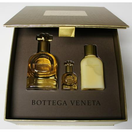 Bottega Veneta Knot 3 Pcs Eau De Parfum Gift Set For Women