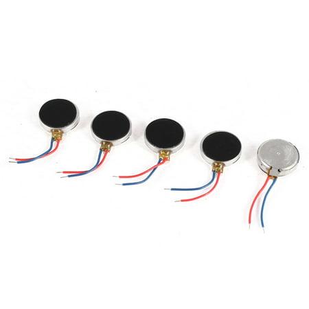 10 mm x 76 mm - 1020-Vibration pour téléphone Portable Micro Moteur DC 3V Lot de 5 - image 1 de 1