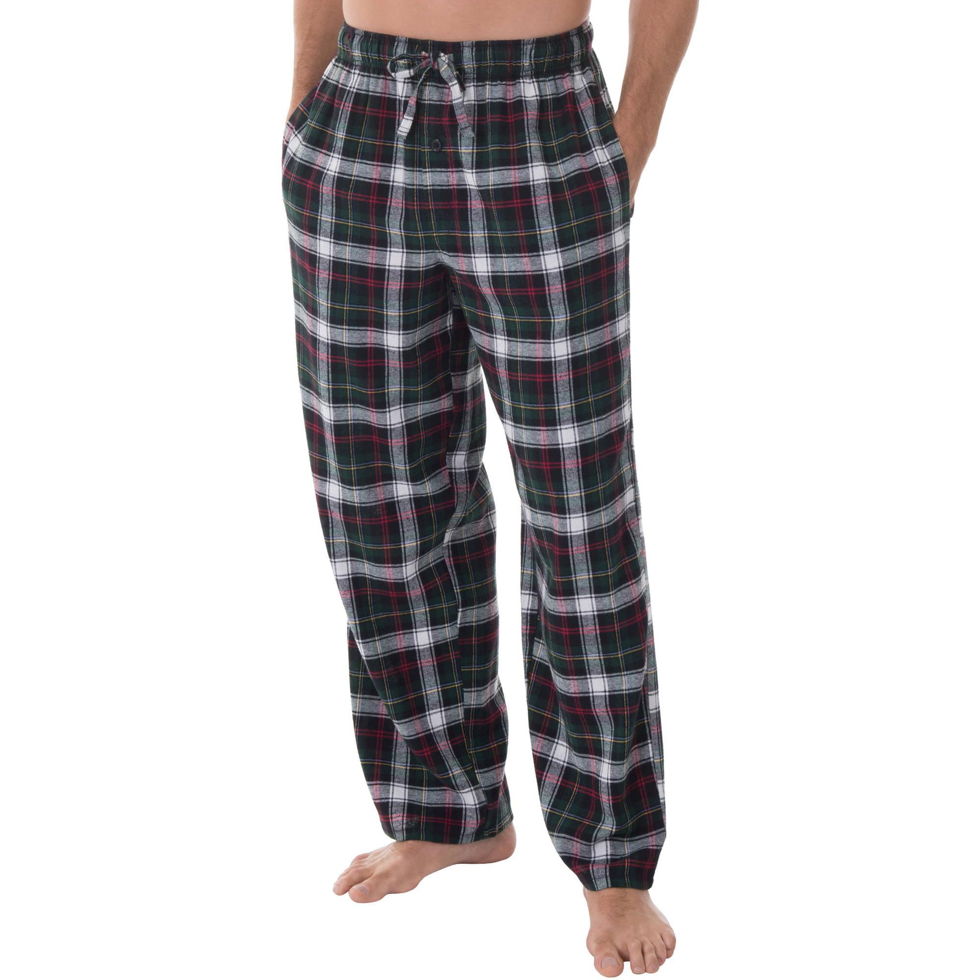 Fruit of The Loom Big Men's Flannel Sleep Pant