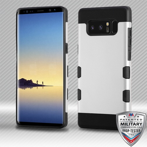 For Samsung Galaxy Note 8 TUFF Trooper Impact Armor Hybrid Protector Case Cover