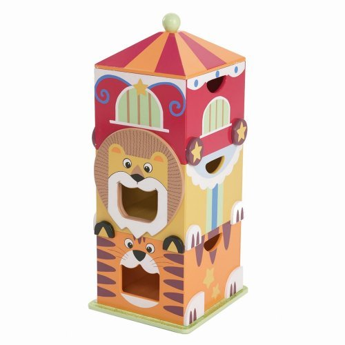 Levels of Discovery Stack-A-Buddies Storage Unit