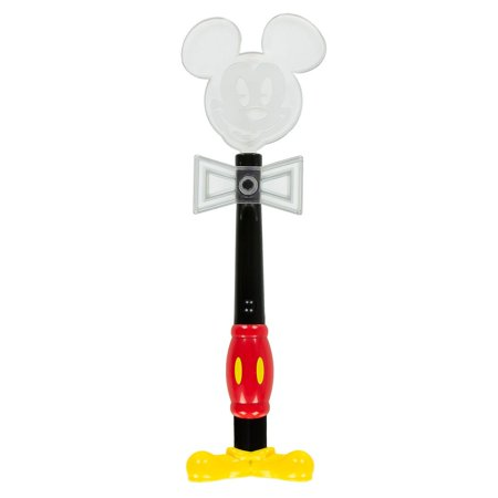 Disney Parks Mickey Mouse 90th Anniversary Light-Up Wand New ()