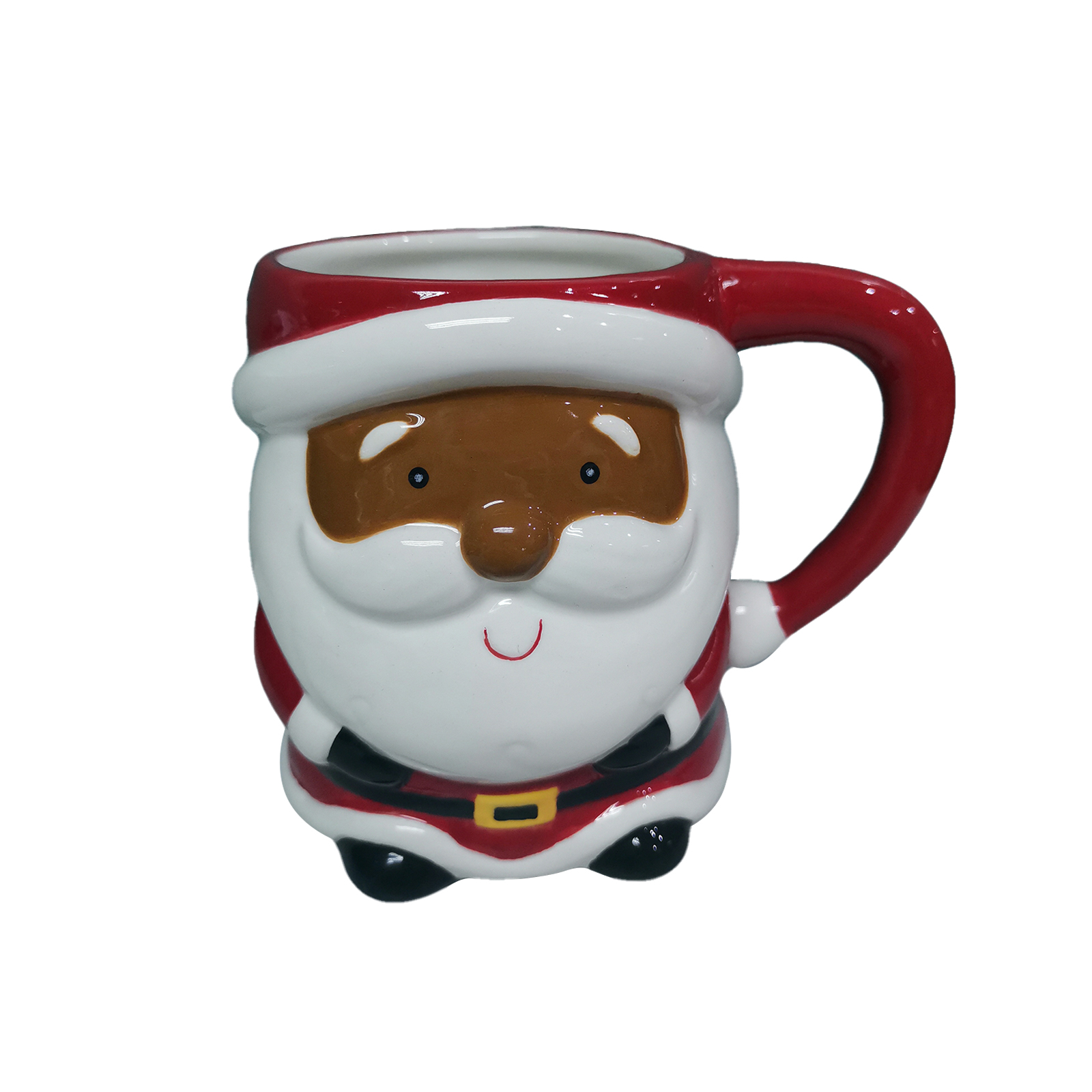 Holiday Time Santa Mug 3 Pack Walmart Com Walmart Com