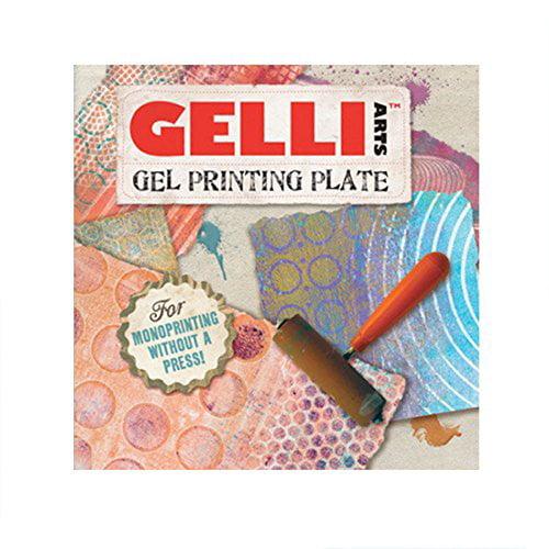 Gelli Arts Gel Printing Plate 8X10 Inch