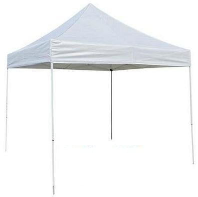 ProSource Easy Pop Up Tent Instant Canopy 10 x 10 by ProSource