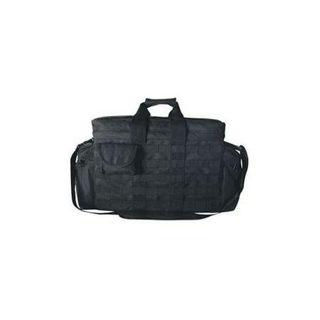 Fox Outdoor Deluxe Modular Gear Bag, Black 099598545017