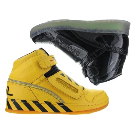 adf0c243290887 Reebok - Mens Reebok Alien Stomper Mid PL Final Battle Pack Multi Color  Black Y - Walmart.com