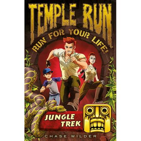 Temple Run: Jungle Trek - (Lynn Chase Jungle)