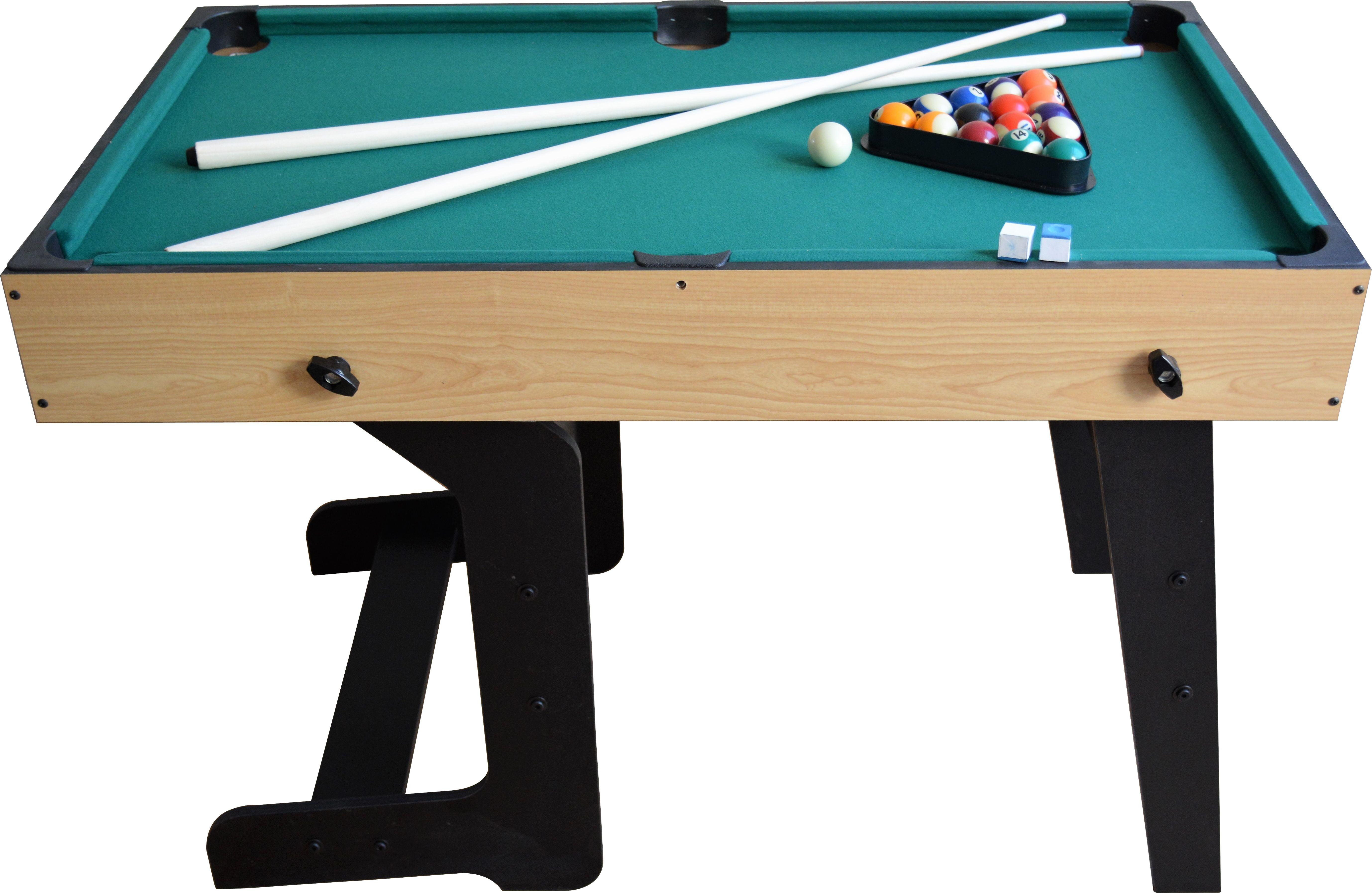 16 In 1 Folding Junior Multi Game Table Tennis Pool Hockey Foosball
