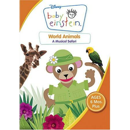Baby Einstein: World Animals (DVD)