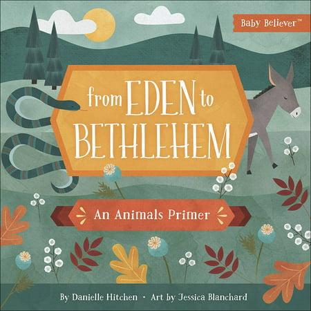 From Eden to Bethlehem: An Animals Primer (Board