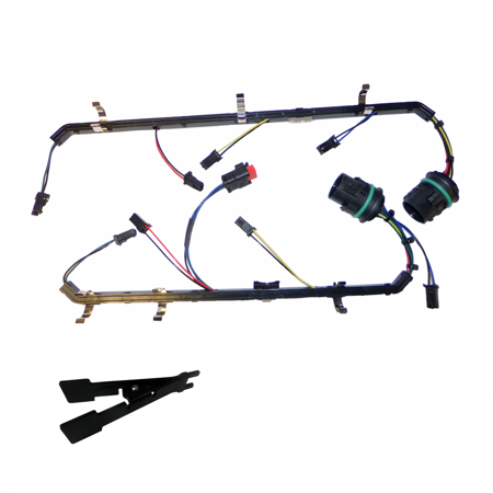 Diesel Care 2008-2010 6.4 6.4l powerstroke Fuel Injector harness with tool